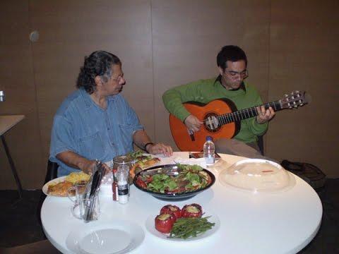 """Mirror Mirror""  por Buleria (+ Play-Along) music by Chick Corea / Modern flamenco guitar Ruben Diaz"