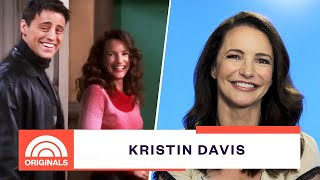 Kristin Davis Was So Nervous Guesting On 'Friends' As Joey's Love Interest | TODAY Originals