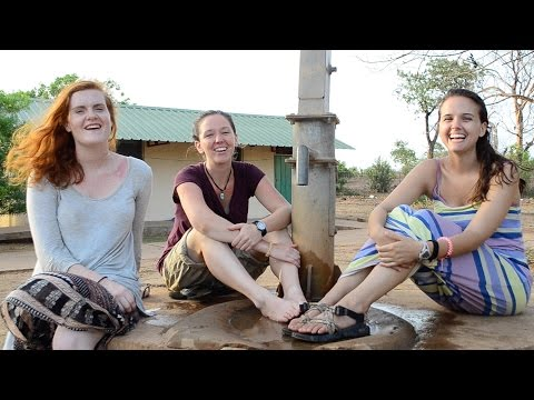 Crossroads Africa Volunteer Experiences
