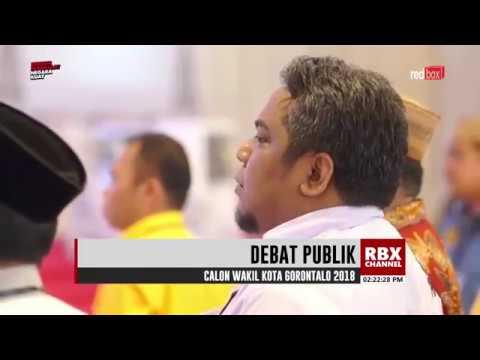 DEBAT PUBLIK CALON WAKIL WALI KOTA GORONTALO 2018