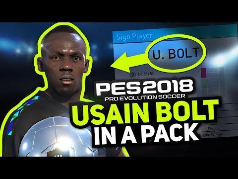 I GOT USAIN BOLT IN A PACK!!!