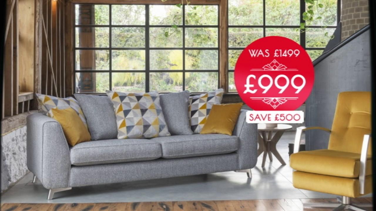 Housing Units   Westbrook Sofa TV Advert (Summer Sale)