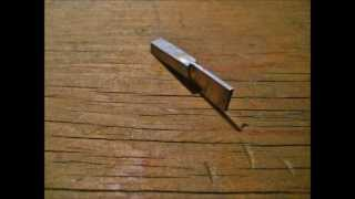 Lathe Cut Off Tool