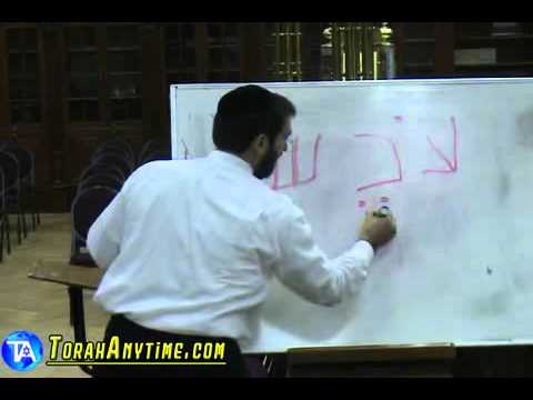 Rabbi Mordechai Kraft - Secrets Of Hebrew Letters