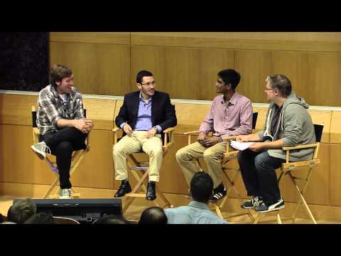 DataGotham 2012 - Coming to a Data Scientist Panel