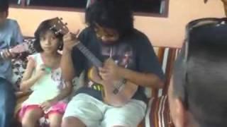 o mama saya mahu kahwin...  ukulele cover