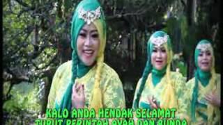 ELSHIDA SEMARANG -INGIN SELAMAT - Qosidah Indonesia - Cipt.  Nur Asiah Jamil
