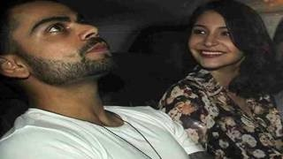Anushka Sharma & Virat Kohli SPOTTED on a DINNER DATE   UNSEEN PHOTOS