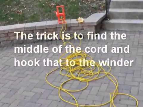 Bayco K-100 150-Foot Cord Reel