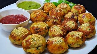Aloo Sooji Snacks   आलू और सूजी से बनाये ऐसा नास्ता जो आपने कभी नही खाया होगा वो भी बहुत कम ऑयल मे  