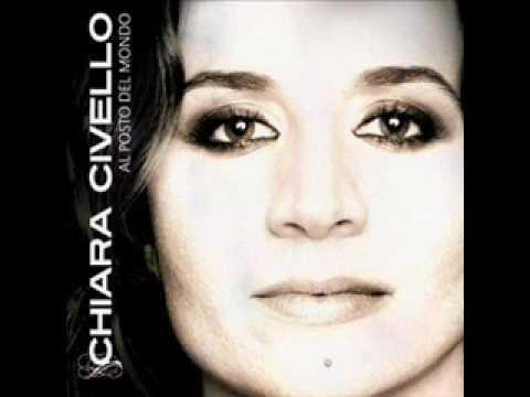 Chiara Civello - Al Posto del Mondo (Sanremo 2012) + testo