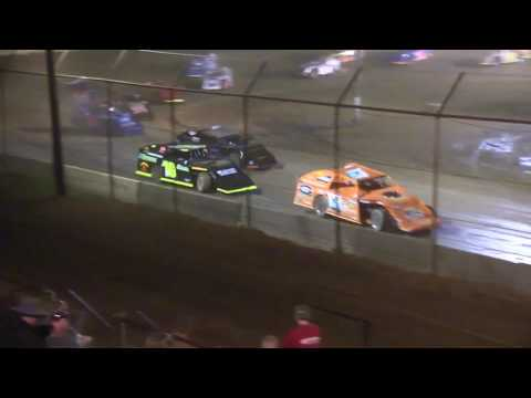 Legendary Hilltop Speedway AMRA Modified Feature 4-8-17