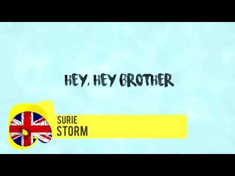 Surie - Storm - Karaoke (Instrumental) - United Kingdom - Eurovision 2018