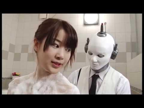 Robot biết tình yêu