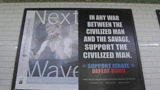 'Inflammatory' anti-Jihad ads hit New York subway stations