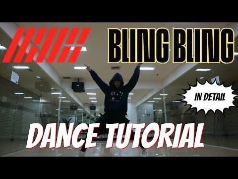 iKon - Bling Bling (블링블링) Dance Tutorial