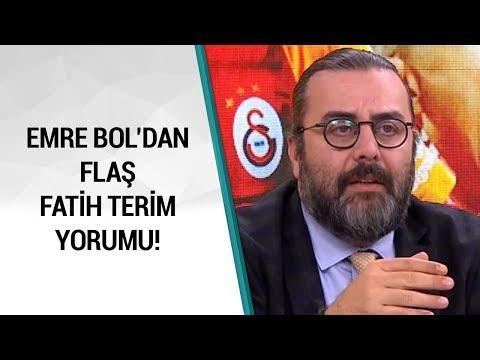 """Emre Bol: """"Galatasaray Şampiyon Olursa Fatih Terim'in Elini Öperim"""" / Artı Futbol Full / 24.02.2020"""