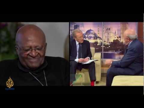F.W. de Klerk, Nelson Mandela & Archbishop Desmond Tutu - The Frost Interview