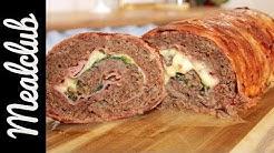 Hackfleisch-Bacon-Käse-Rolle | MealClub