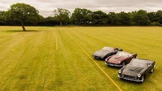 Classic Ferrari Convertibles