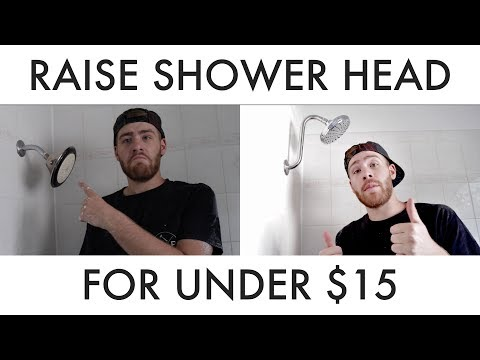 Etonnant Always The Perfect Height   SideWinder™ Adjustable Shower Head   YouTube