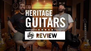 Heritage Guitars | Better Music