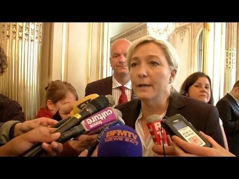 Le FN veut retirer la nationalité française aux jihadistes partis en Syrie - 22/04