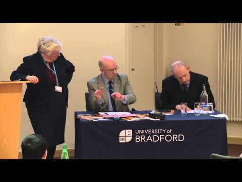University of Bradford - Chemical Weapons Lecture | 2015