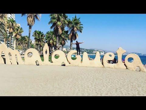 Walter Wanders To: Málaga I Málaga, Spain Travel Vlog (Part I)