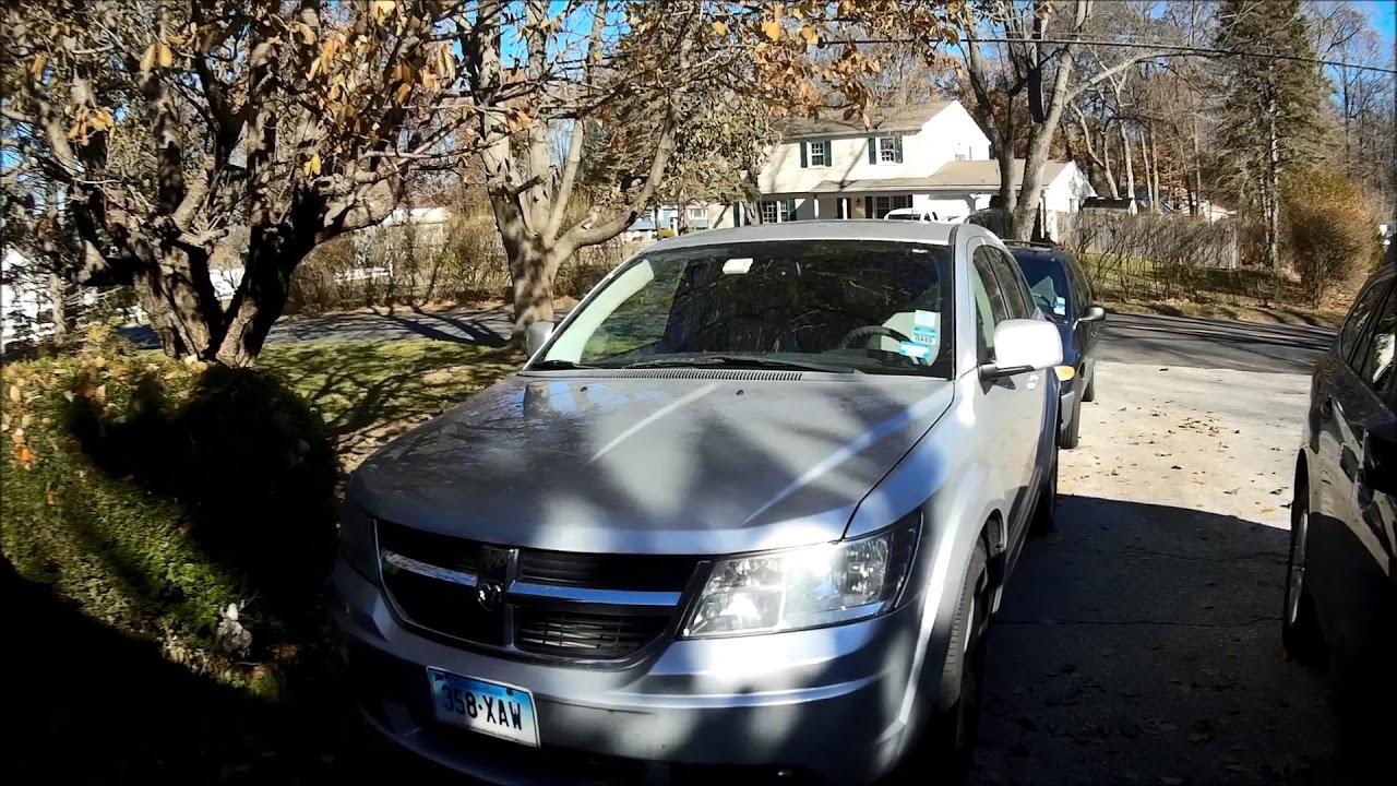 Dodge Journey Won't Start - How To Fix