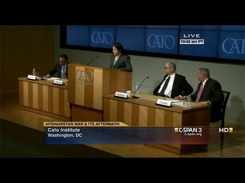 Cato Institute: The War in Afghanistan: What Went Wrong? on C-SPAN 3