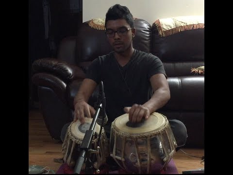 Mickey Singh - Galliyan Remix (Moving On) - TABLA COVER