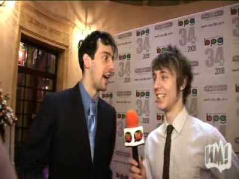 HM meets... MORE from the Broadcasting Press Guild Awards