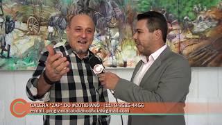 Cotidiano edição 48 BLOCO 02 - entrevista Marcos Savoy