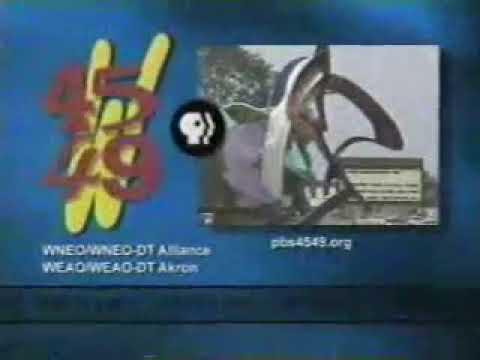 WNEO Station ID (2007)