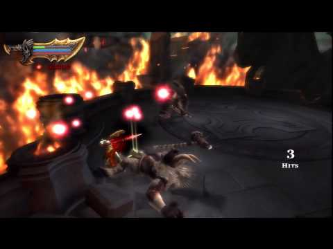 (PS3) God of War: Ghost of Sparta - Challenge of the Gods, Ares # 1 - 5