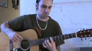 Little Guitars Intro By Eddie Van Halen Acoustic Cover By Lloyd