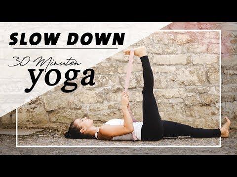 Yoga Anfänger Entspannung und Dehnung | Verspannungen im unteren Rücken lösen & Hüften öffnen
