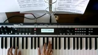 Sweet victory, David Glen Eisley, piano cover (Spongebob)
