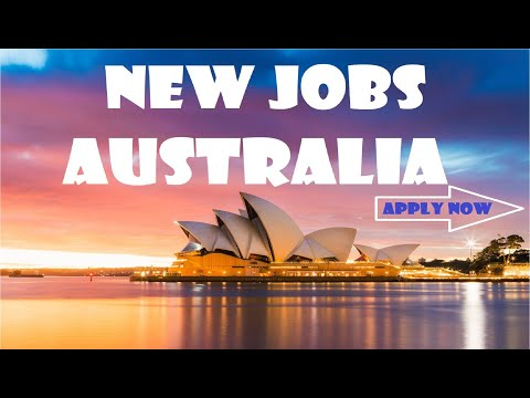 Sales Assistant With Many More Jobs In Australia//New Job Openings In Australia//How To Apply