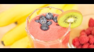 Berry Red Smoothie - Blendtec Recipes