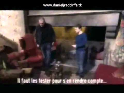 Daniel Radcliffe on Le Grand Journal