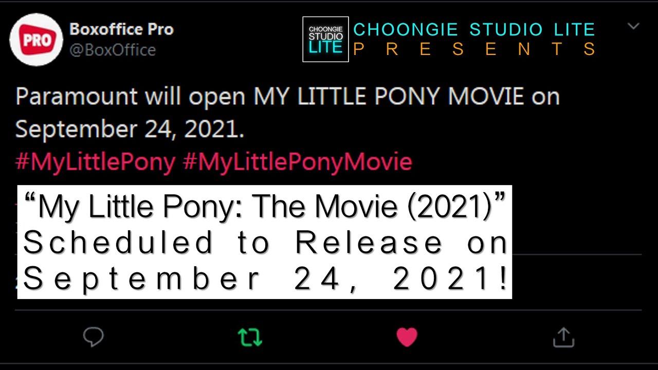 My Little Pony 2021 Stream