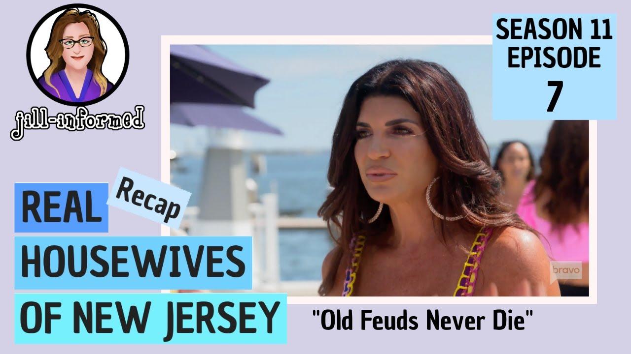 Download Real Housewives of New Jersey (Recap) Season 11 Episode 7 Bravo TV  (2021)