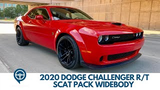 2020 Dodge Challenger R/T Scat Pack Widebody Review