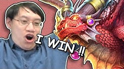 Pick Dragon Queen Alexstrasza & Just Win: The Run | Warlock Arena | Hearthstone