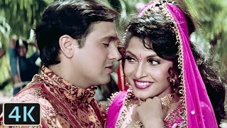 'San Sana Nana Sai Sai' Full 4K Video Song - Govinda | Ramya Krishnan | Banarasi Babu