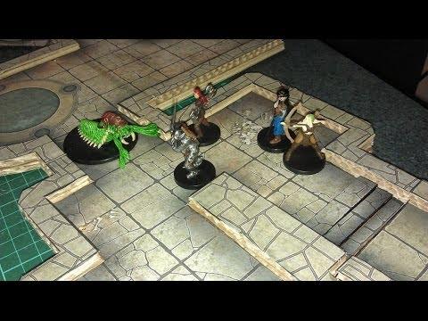 The Mighty Gluestick: Episode 8, Heroic Maps Modular Dungeon Kit.