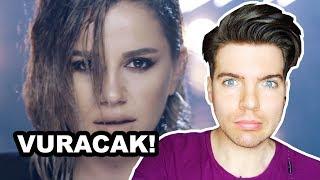 MERVE ÖZBEY - VURACAK 🔥 | REACTION Video