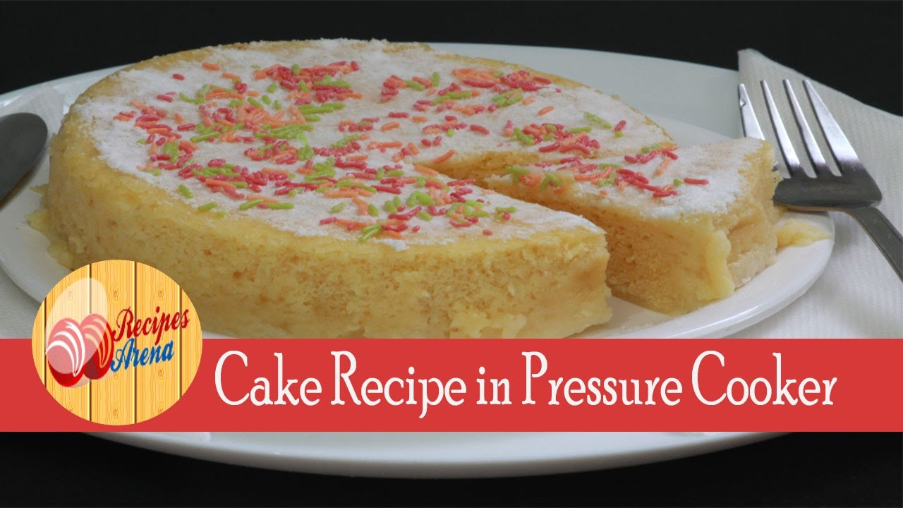 Easy Cake Without Recipes Hindi Oven